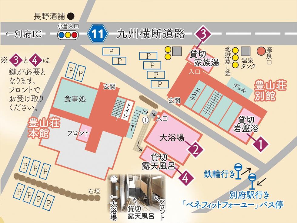 敷地図・駐車場の画像